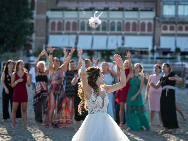 Il matrimonio di Marco e Elena a Lido di Venezia, Venezia 53