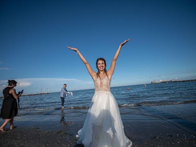 Il matrimonio di Marco e Elena a Lido di Venezia, Venezia 55