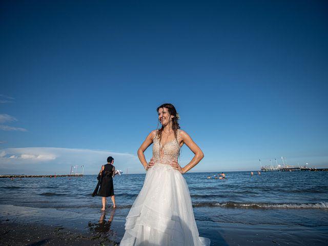 Il matrimonio di Marco e Elena a Lido di Venezia, Venezia 56