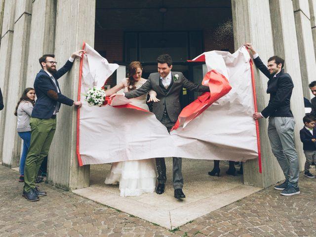 Il matrimonio di Enrico e Nicole a Verona, Verona 19