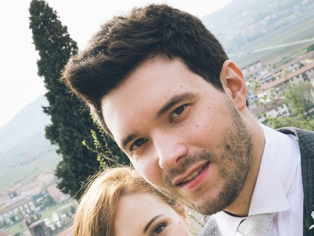Il matrimonio di Enrico e Nicole a Verona, Verona 23