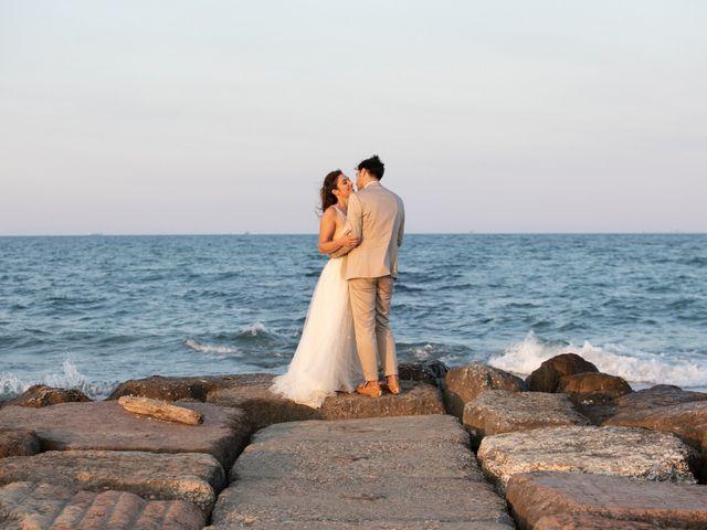 Il matrimonio di Matteo e Elisa a Ravenna, Ravenna 50
