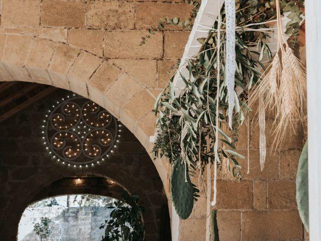 Il matrimonio di Nicola e Maeva a Casarano, Lecce 12