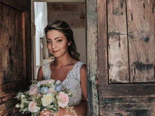 Il matrimonio di Nicola e Maeva a Casarano, Lecce 20