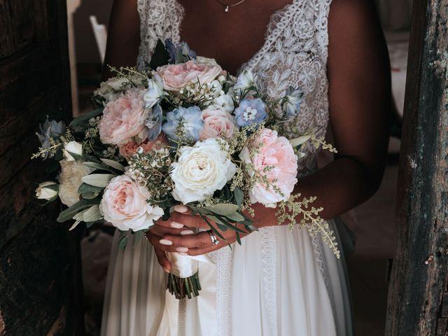 Il matrimonio di Nicola e Maeva a Casarano, Lecce 21