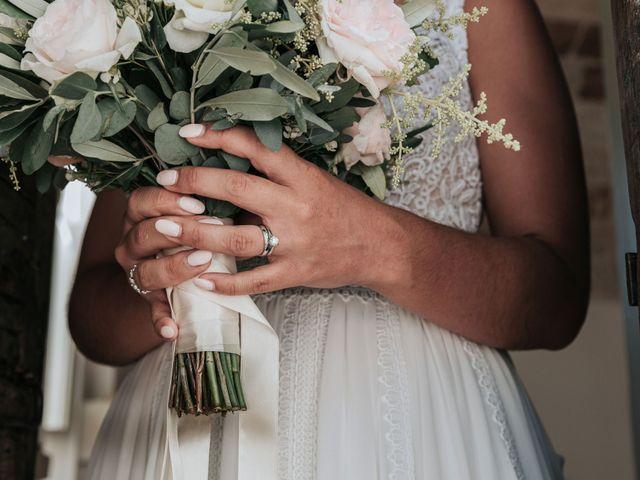 Il matrimonio di Nicola e Maeva a Casarano, Lecce 22
