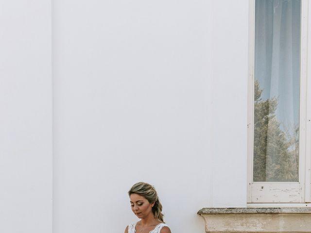Il matrimonio di Nicola e Maeva a Casarano, Lecce 24