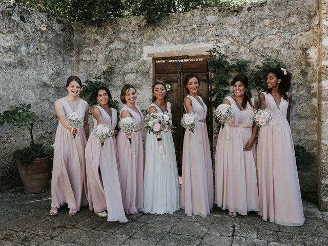 Il matrimonio di Nicola e Maeva a Casarano, Lecce 26