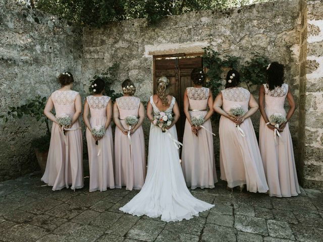 Il matrimonio di Nicola e Maeva a Casarano, Lecce 28