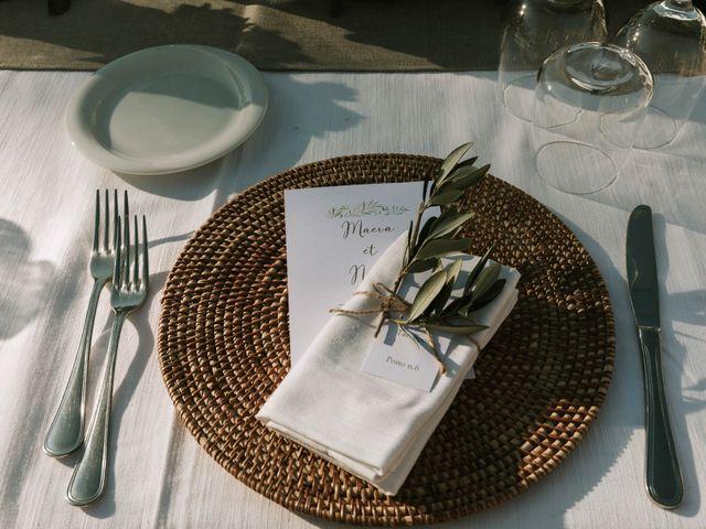 Il matrimonio di Nicola e Maeva a Casarano, Lecce 30