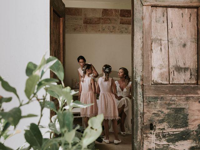 Il matrimonio di Nicola e Maeva a Casarano, Lecce 34