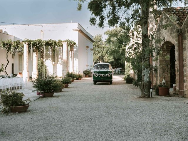 Il matrimonio di Nicola e Maeva a Casarano, Lecce 41