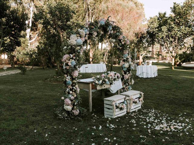 Il matrimonio di Nicola e Maeva a Casarano, Lecce 43