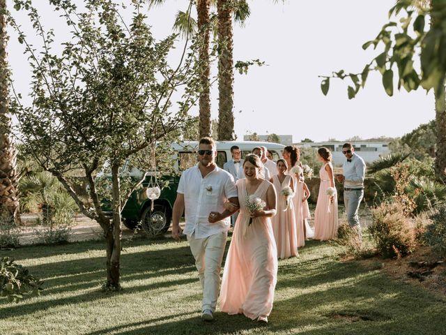 Il matrimonio di Nicola e Maeva a Casarano, Lecce 45