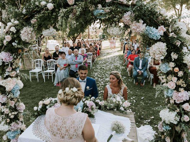 Il matrimonio di Nicola e Maeva a Casarano, Lecce 50