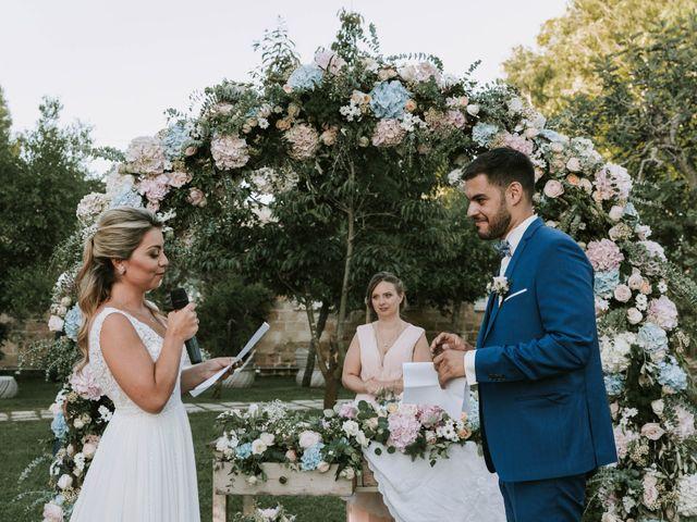 Il matrimonio di Nicola e Maeva a Casarano, Lecce 59
