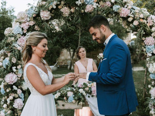 Le nozze di Maeva e Nicola