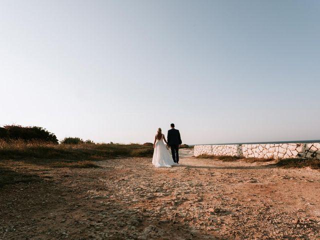 Il matrimonio di Nicola e Maeva a Casarano, Lecce 67