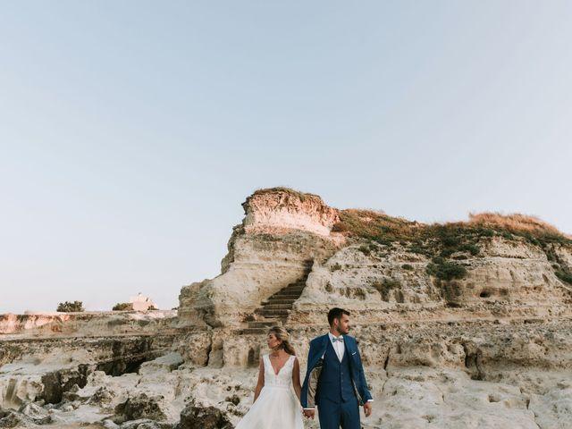 Il matrimonio di Nicola e Maeva a Casarano, Lecce 77