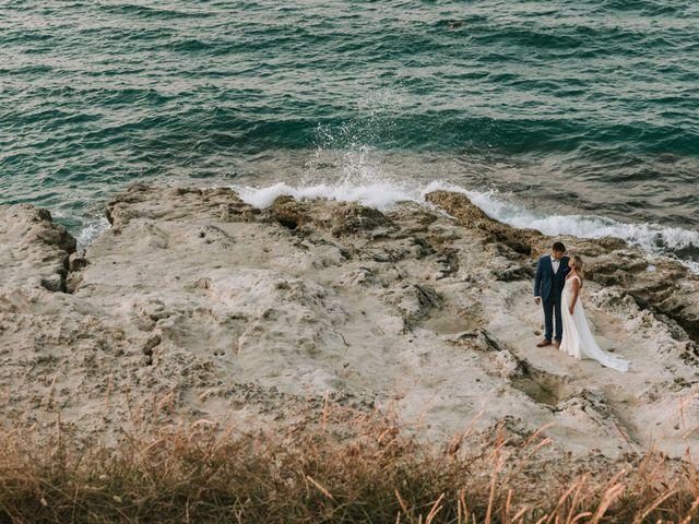 Il matrimonio di Nicola e Maeva a Casarano, Lecce 80