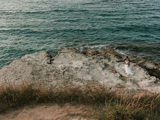 Il matrimonio di Nicola e Maeva a Casarano, Lecce 81