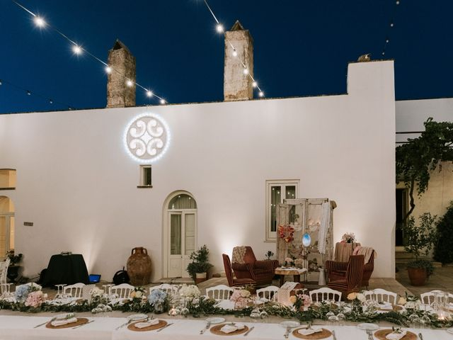 Il matrimonio di Nicola e Maeva a Casarano, Lecce 90