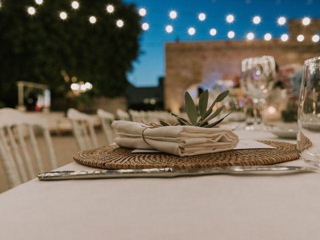 Il matrimonio di Nicola e Maeva a Casarano, Lecce 91