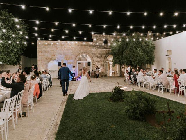 Il matrimonio di Nicola e Maeva a Casarano, Lecce 92