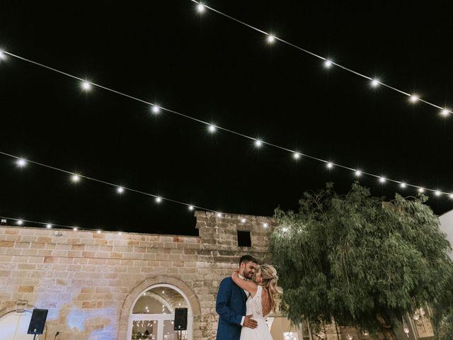 Il matrimonio di Nicola e Maeva a Casarano, Lecce 93