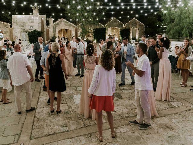 Il matrimonio di Nicola e Maeva a Casarano, Lecce 94