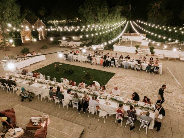 Il matrimonio di Nicola e Maeva a Casarano, Lecce 95