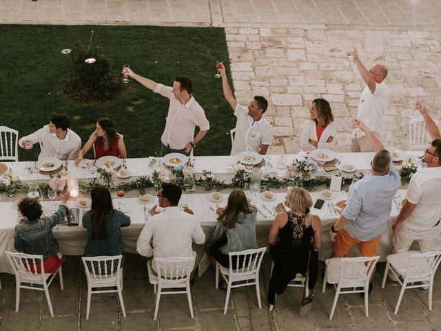 Il matrimonio di Nicola e Maeva a Casarano, Lecce 98
