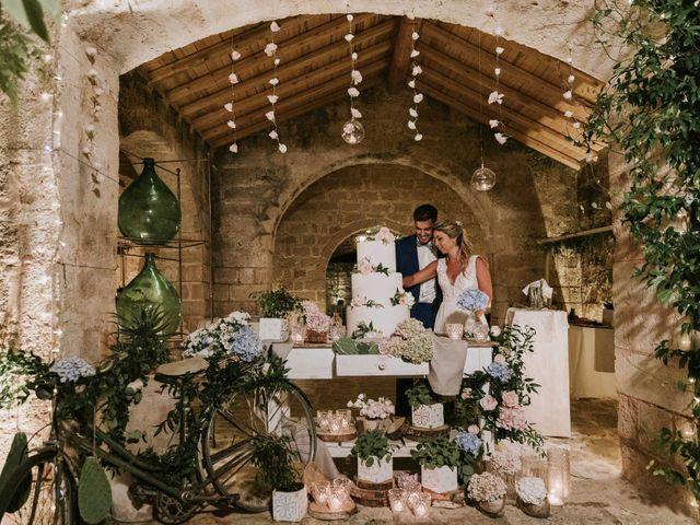 Il matrimonio di Nicola e Maeva a Casarano, Lecce 104