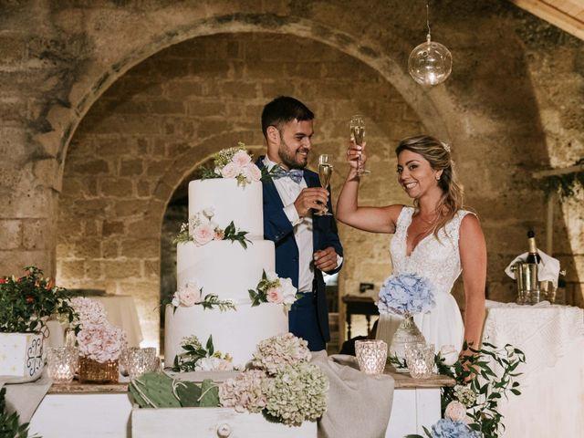 Il matrimonio di Nicola e Maeva a Casarano, Lecce 105