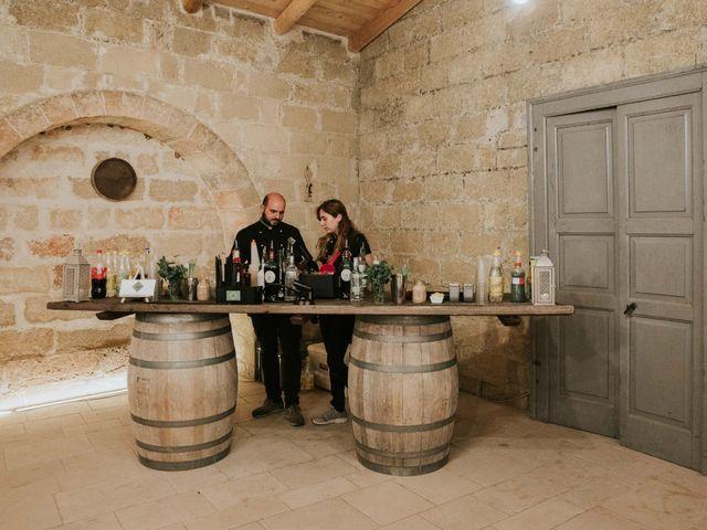 Il matrimonio di Nicola e Maeva a Casarano, Lecce 108