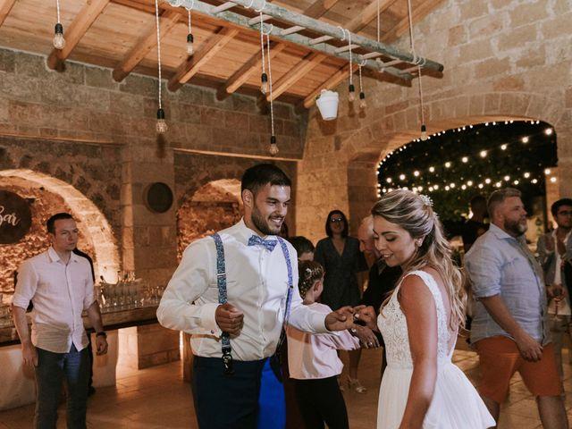 Il matrimonio di Nicola e Maeva a Casarano, Lecce 110