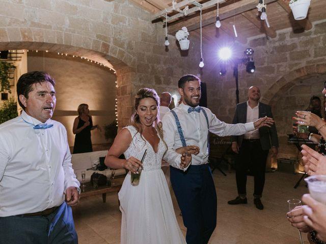 Il matrimonio di Nicola e Maeva a Casarano, Lecce 111
