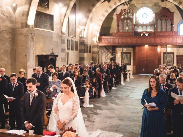 Il matrimonio di Stefano e Laura a Varese, Varese 34