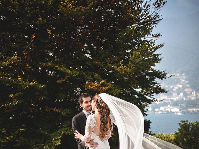 Il matrimonio di Stefano e Laura a Varese, Varese 56