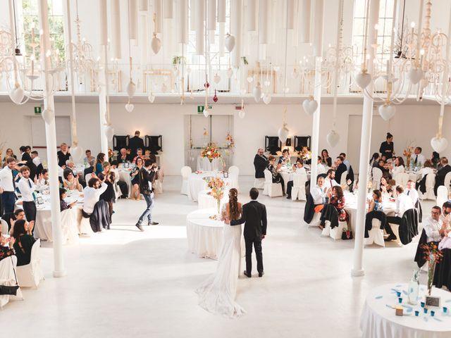 Il matrimonio di Stefano e Laura a Varese, Varese 64