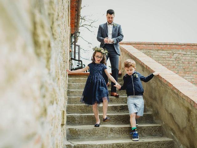 Il matrimonio di Matthias e Kim a Tuoro sul Trasimeno, Perugia 9