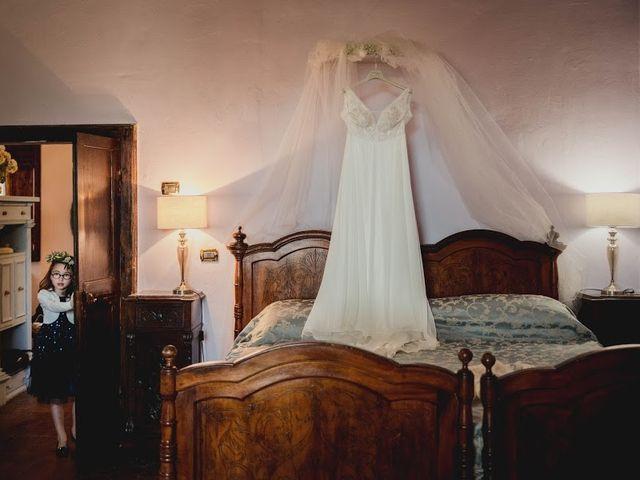 Il matrimonio di Matthias e Kim a Tuoro sul Trasimeno, Perugia 16