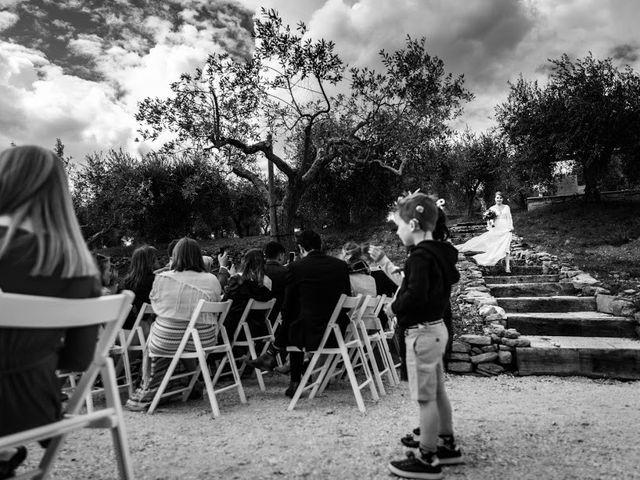 Il matrimonio di Matthias e Kim a Tuoro sul Trasimeno, Perugia 20
