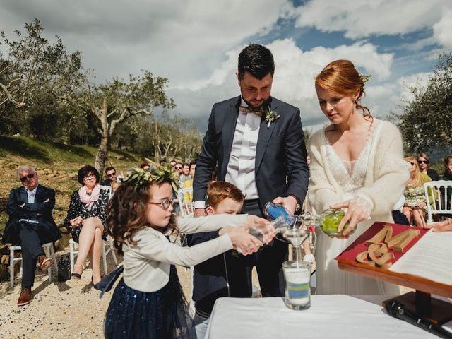 Il matrimonio di Matthias e Kim a Tuoro sul Trasimeno, Perugia 23