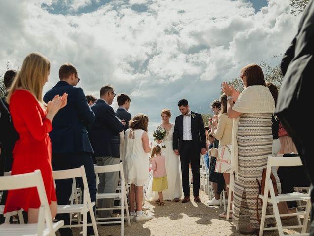 Il matrimonio di Matthias e Kim a Tuoro sul Trasimeno, Perugia 28