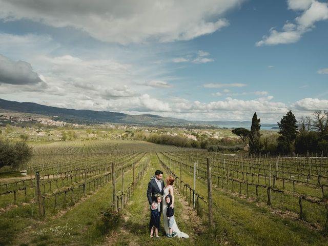 Il matrimonio di Matthias e Kim a Tuoro sul Trasimeno, Perugia 29