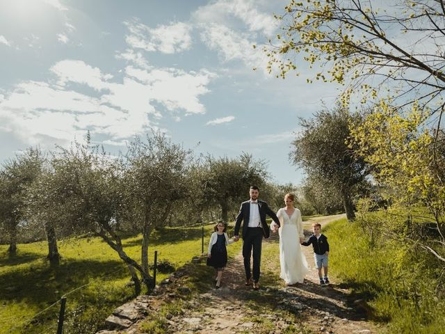 Il matrimonio di Matthias e Kim a Tuoro sul Trasimeno, Perugia 32