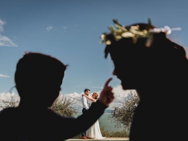 Il matrimonio di Matthias e Kim a Tuoro sul Trasimeno, Perugia 33