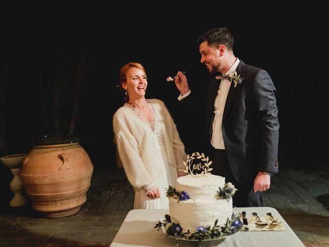 Il matrimonio di Matthias e Kim a Tuoro sul Trasimeno, Perugia 54