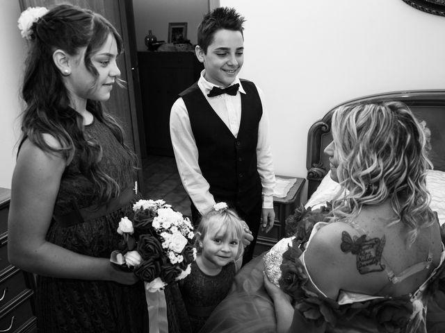 Il matrimonio di Daniele e Giusy a Parma, Parma 17